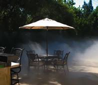 Система туманного охлаждения