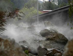 Система искусственного тумана