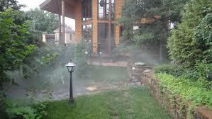 Система искусственного тумана в Одессе