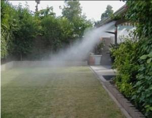 Заказать систему туманообразования