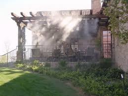 Преимущества туманообразующих систем