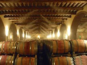 Системы туманообразования для винных погребов