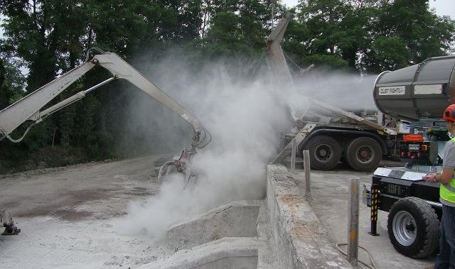 Системы пылеподавления заказать недорого