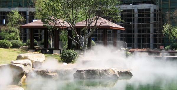 Купить систему туманообразования
