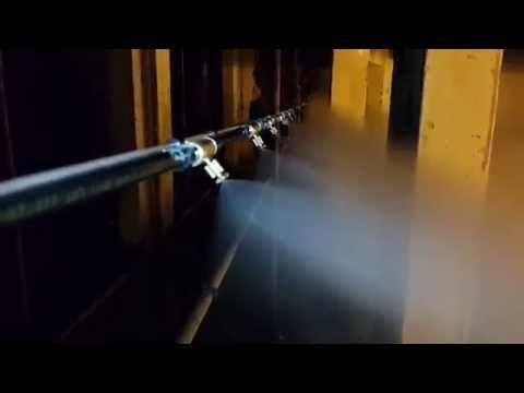 Системы туманообразования для саун и бань